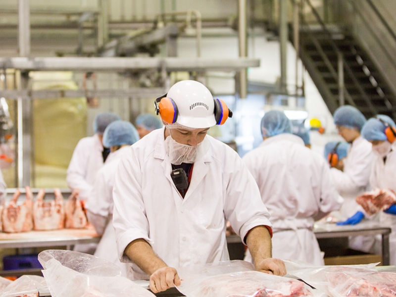 Our Community - Meat Processing